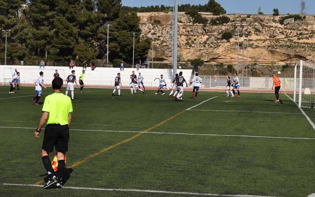 Los locales han encajado el único gol del partido en el último minuto.