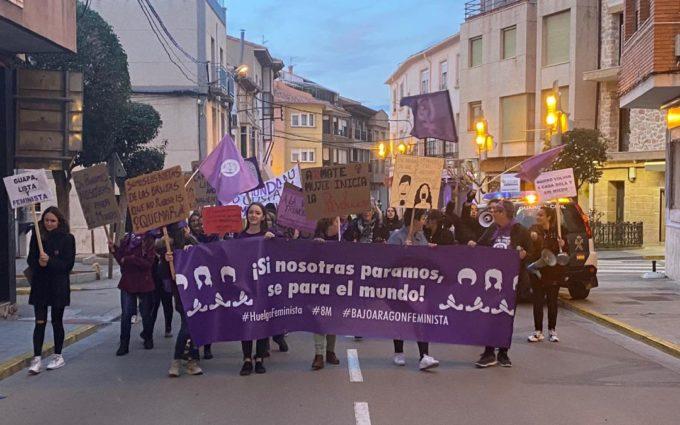 Arte, cine y formación para celebrar el 8M en la comarca de Andorra Sierra de Arcos