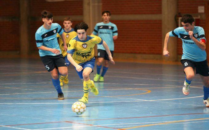 El Boca Híjar vence en casa por 3-1 a A.D Lardero