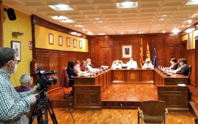 Calanda aplica la bonificación del ICIO para viviendas de nueva construcción
