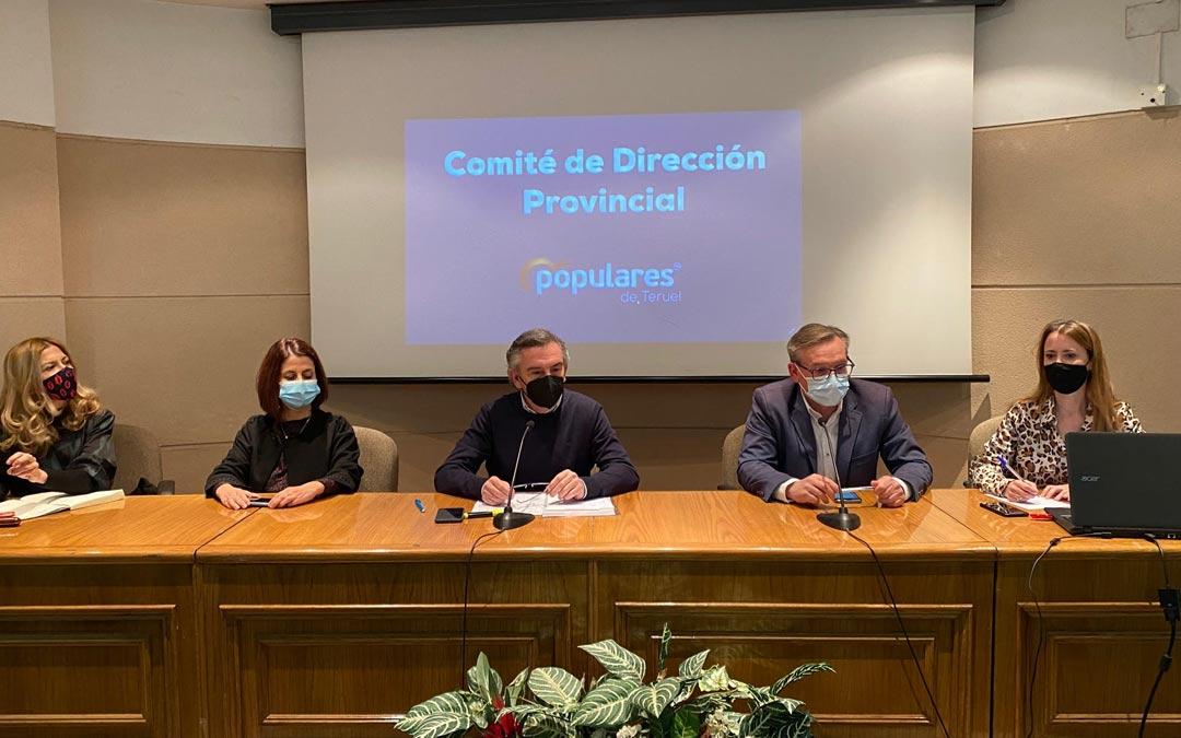 Comité de Dirección Provincial del Partido Popular./PP