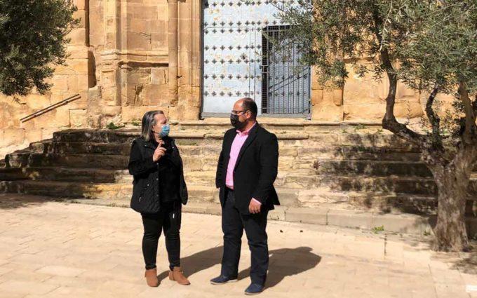 Cuevas de Cañart podrá recuperar un edificio como oficina de turismo y biblioteca con el Plan de Obras de la DPT