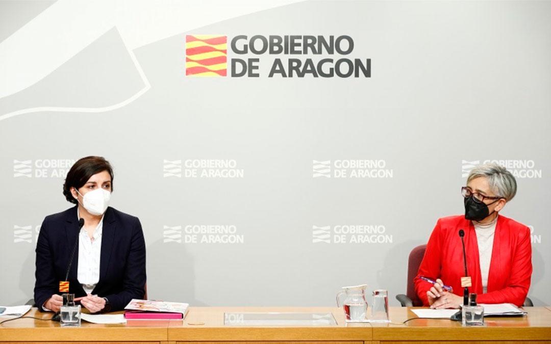 Presentación del proceso de escolarización del curso 2021-2022./ DGA