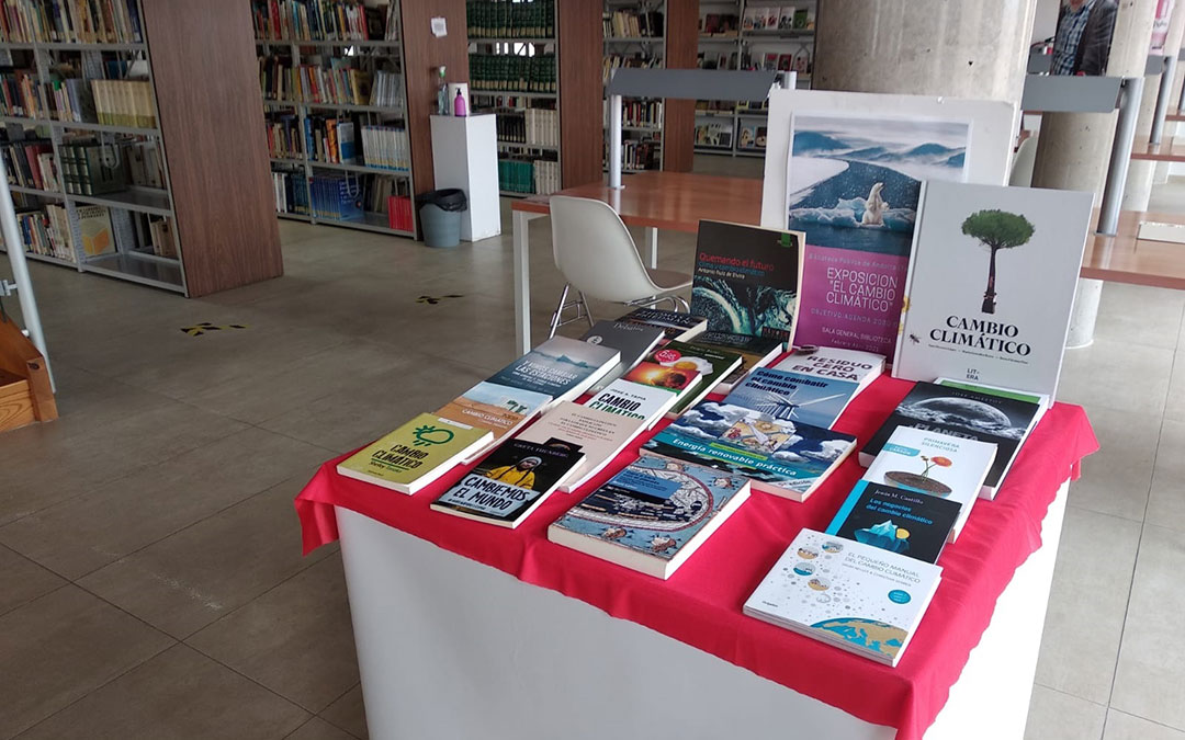 Exposición en Andorra sobre el cambio climático. / AYTO. ANDORRA