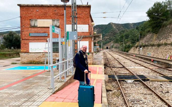 El Senado conoce la situación del tren en el Bajo Aragón Histórico
