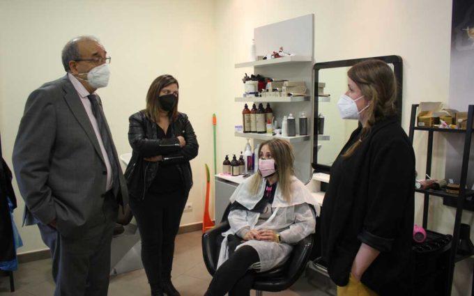 Las ayudas de la Diputación de Teruel llegan a más autónomos,  poblaciones y negocios