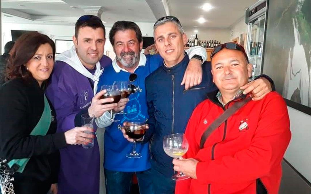 Un brindis por volver a juntarnos en Alcorisa/Drink's & Drums