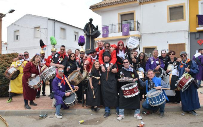 Drink's and Drums: una amistad forjada en torno a tambores y bombos