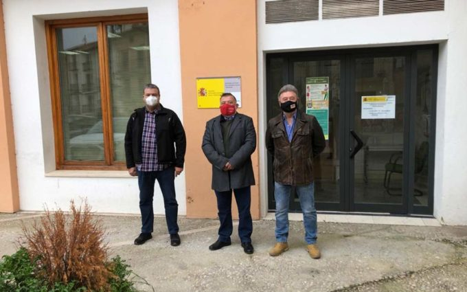 La oficina de la Seguridad Social de Montalbán ya cuenta con servicio presencial diario