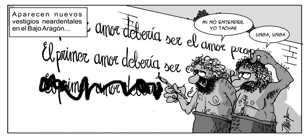 humor-grafico-neardentales-bajo-aragon