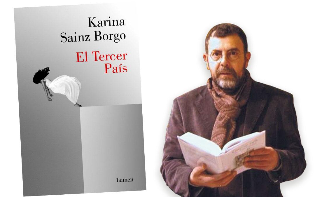 Reseña del libro El tercer País de Karina Sainz Borgo por Miguel Ibañez