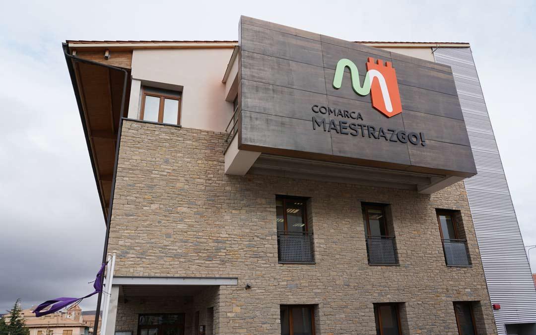 Sede de la comarca del Maestrazgo./Comarca Maestrazgo