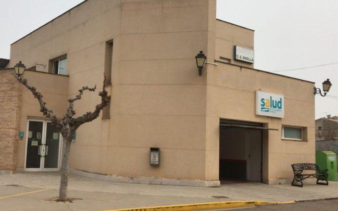 El sector sanitario de Alcañiz sube de nuevo hasta los 15 contagios, 5 de ellos en Maella