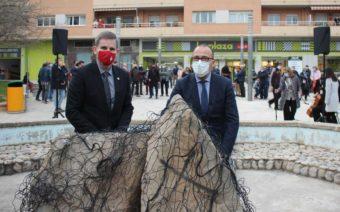 Alcañiz propone a DGA la creación de una red de ciudades de la memoria de Aragón