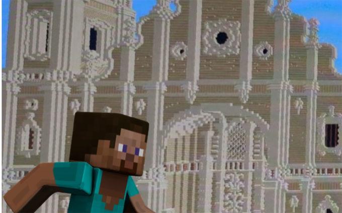 Sesiones de Minecraft en la Comarca del Bajo Aragón