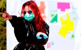 'Mujer Maskarilla': la heroína que lucha online contra el incumplimiento de las medidas sanitarias