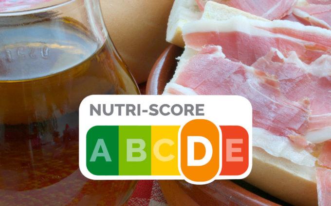 Nutriscore: el etiquetado que penaliza al aceite de oliva y al jamón