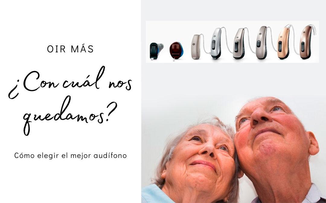 Audífonos en Oir Más, centro integral de audición