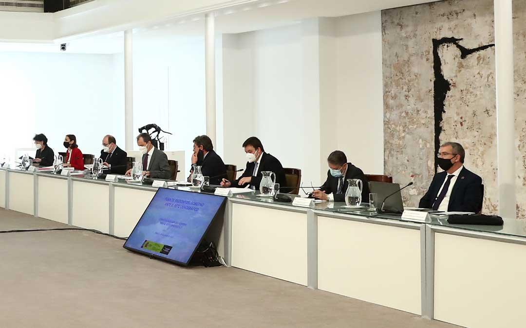 El Plan de Medidas contra el Reto Demográfico cuenta con un presupuesto de 10.000 millones de euros./ Ministerio Reto Demográfico