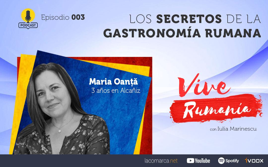 Vive Rumanía: Los secretos de la gastronomía rumana . Episodio 3