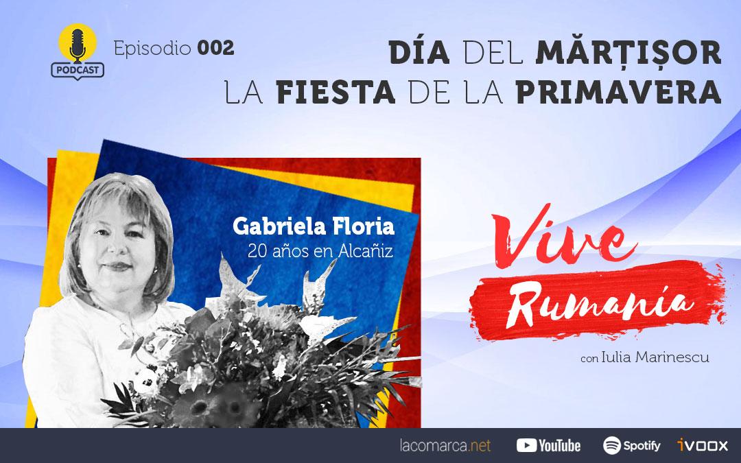Vive Rumanía: Día del Mărţişor, la llegada de la primavera. Episodio 2