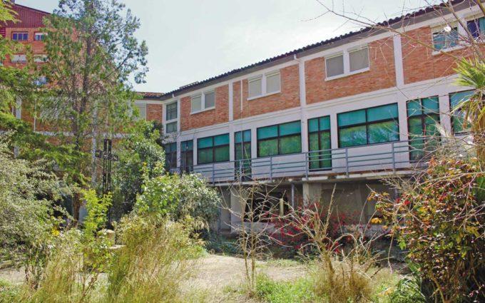 Se derruirá el convento de Alcañiz para construir la residencia de ancianos de Rey Ardid