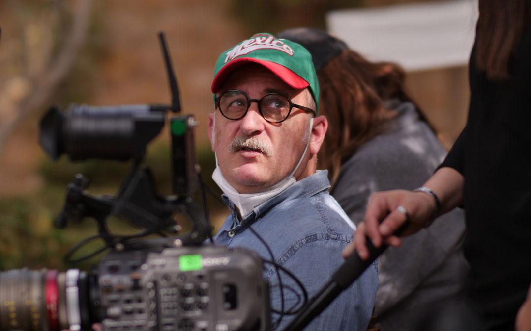 Luis Roca, director del documental. / David Martínez