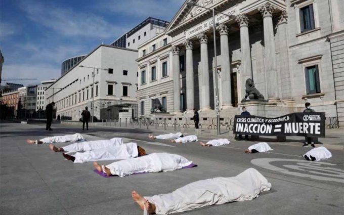 El Congreso aprueba la primera ley para mitigar el cambio climático en España