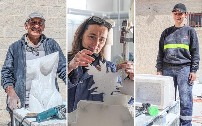 Albalate celebra la segunda edición de sus residencias artísticas