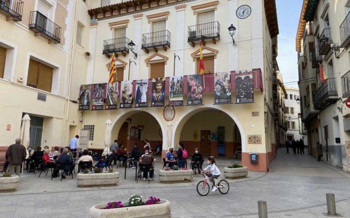Las excursiones al día animan la hostelería en el Bajo Aragón con las camas al 48%