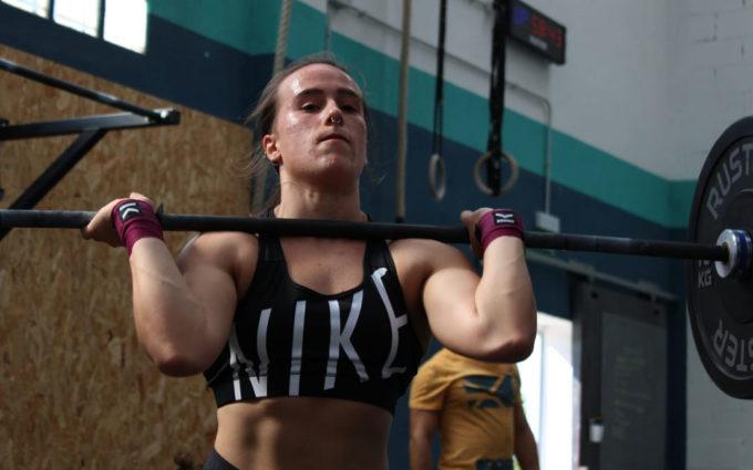 La andorrana Ana Alquézar alcanza el noveno puesto nacional en el Open CrossFit 2021