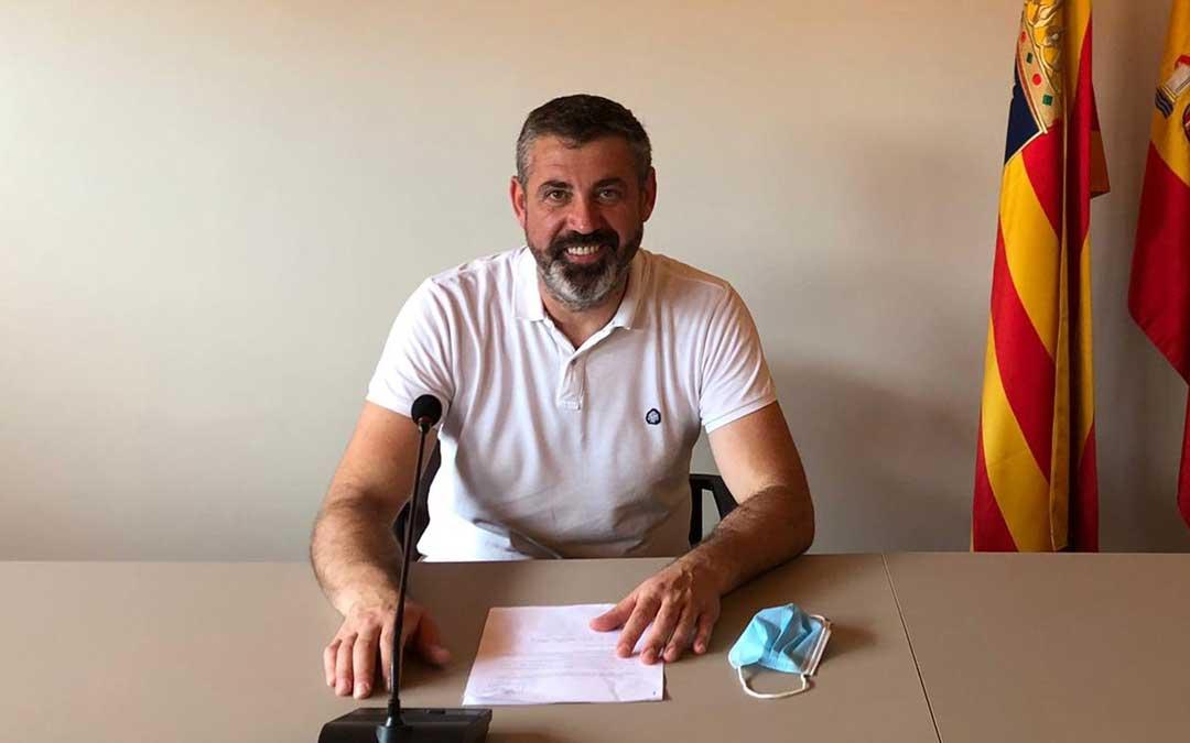 Antonio Pérez es el diputado delegado de Agricultura y Ganadería de la Diputación de Teruel / DPT
