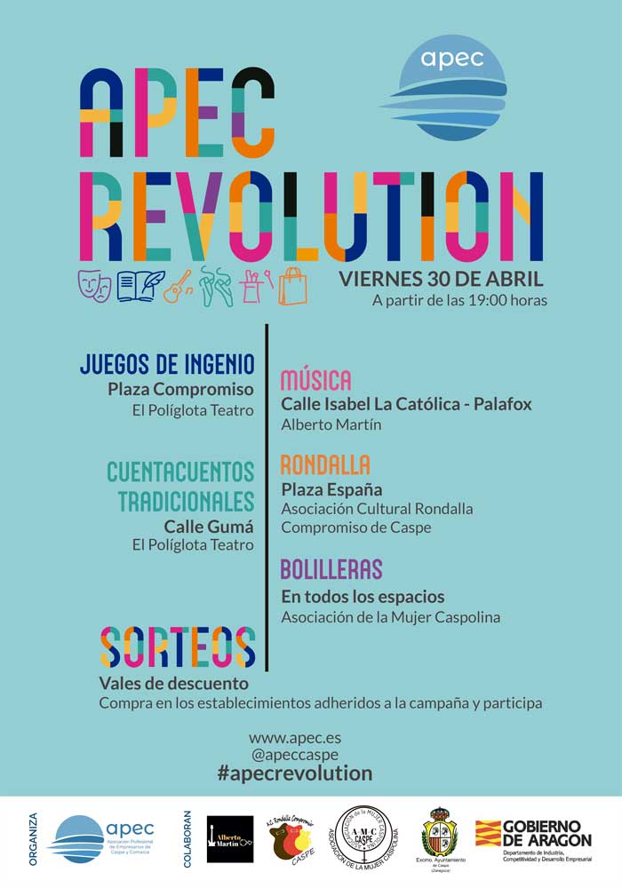 Apec Revolution
