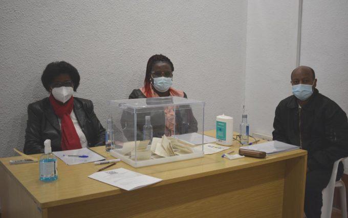 Cabo Verde vota en Alcañiz para renovar su Asamblea Nacional