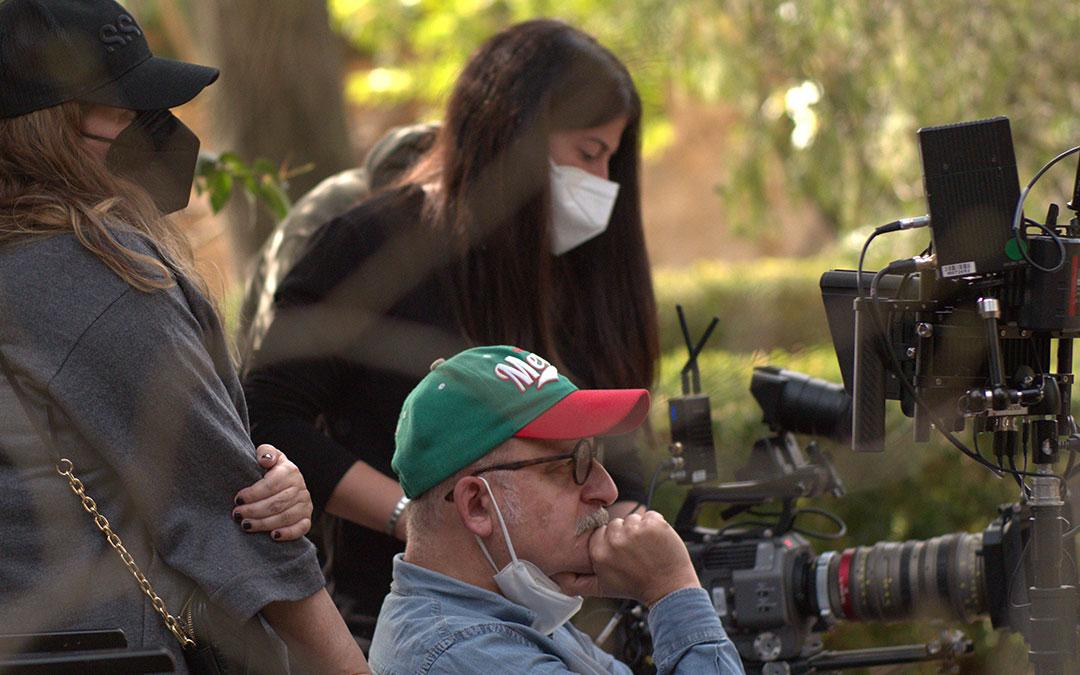 Productora y director. / David Martínez