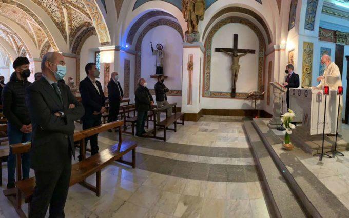 Alcañiz celebra un simbólico Día del Voto con la entrada de la quinta del 76