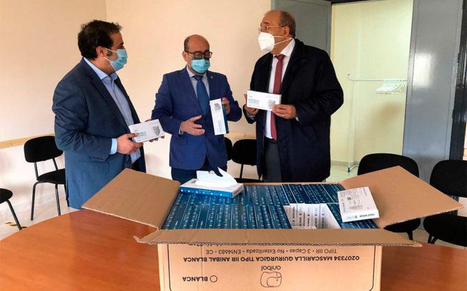 La Diputación dobla la aportación a Abattar para el desarrollo de su programa terapéutico