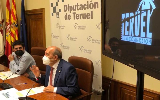 Nace la plataforma la 'Provincia de Teruel Film Comission'