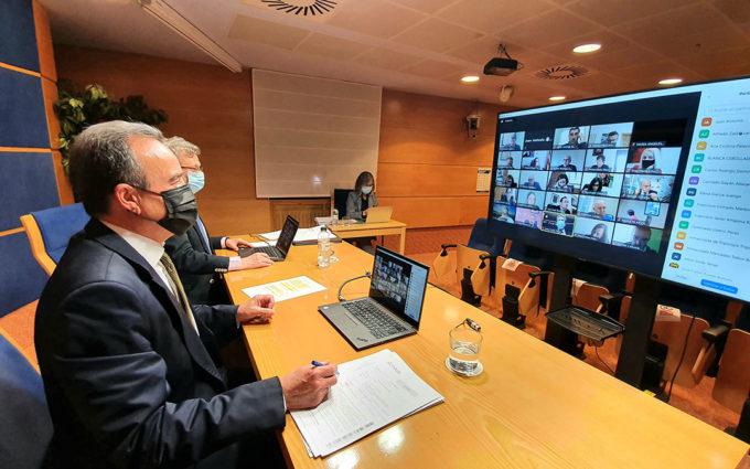 La Diputación Provincial de Zaragoza aprueba el Plan PLUS 2021: 50 millones de euros