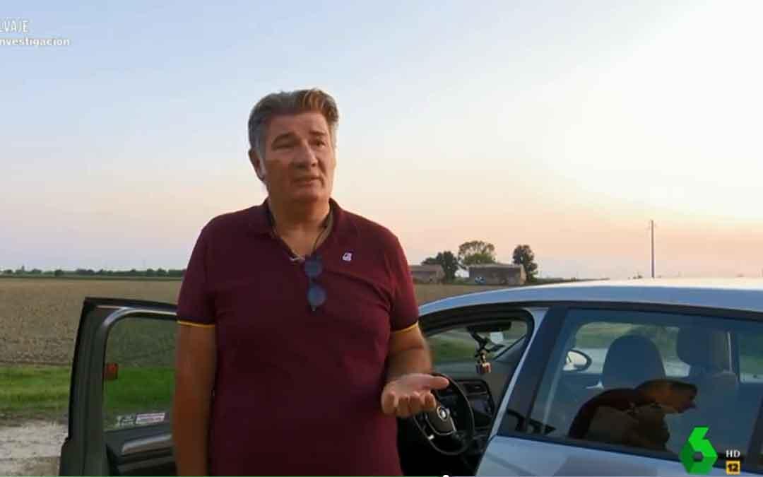 Uno de los testimonios más desgarradores del programa fue el del guardia italiano que sobrevivió al tiroteo en Ferrara. /L. C.