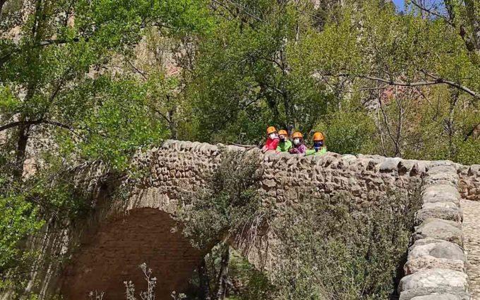 Finalizan las Jornadas de Escalada organizadas por la comarca del Maestrazgo