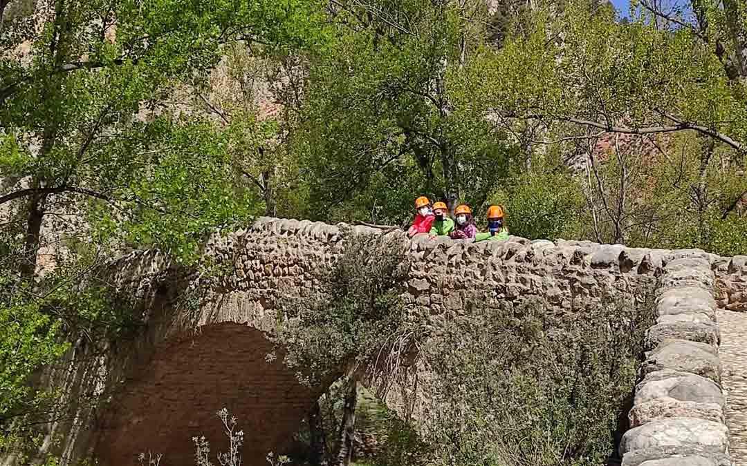 Jornadas de escalada en el Maestrazgo./Comarca Maestrazgo