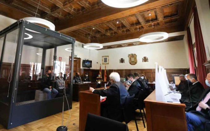 EN DIRECTO: juicio contra Norbert Feher, alias Igor el Ruso, en la Audiencia de Teruel