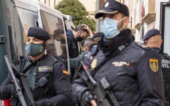 Igor el Ruso no volverá a la prisión de Palencia