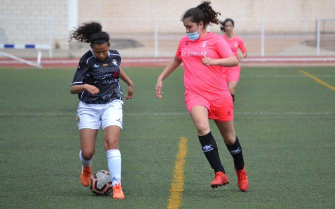 El Alcañiz C.F. femenino suma su primera victoria a costa del Ranillas