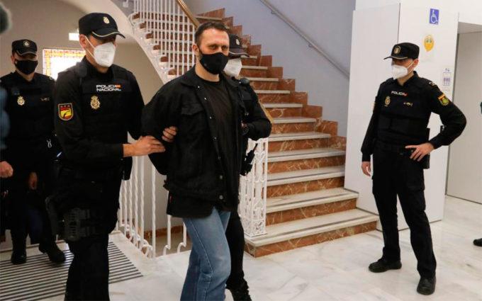 Igor el Ruso recurre su condena por el triple crimen de Andorra y sólo admite el homicidio de Iranzo