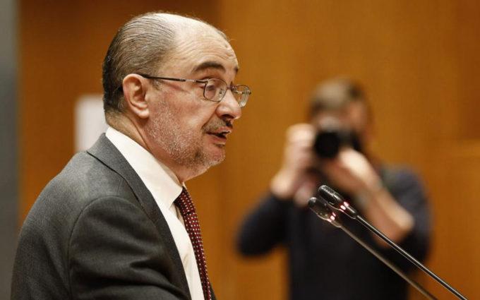 Lambán confirma que Aragón seguirá confinada perimetralmente