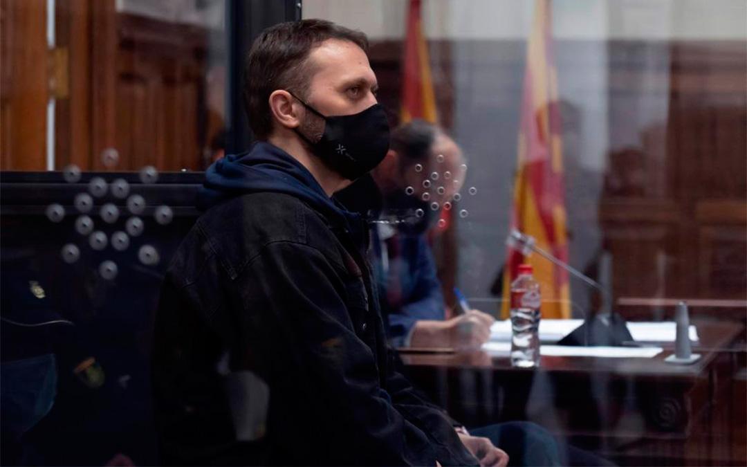 Cuarta jornada del juicio contra Igor el Ruso en Teruel./ Heraldo