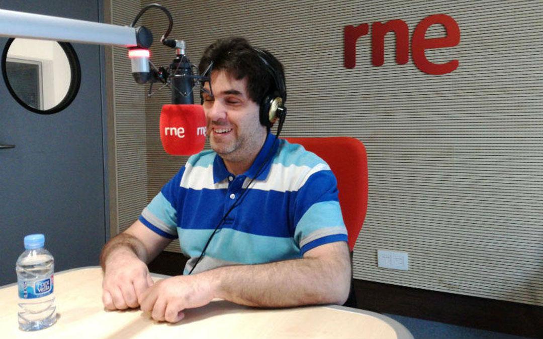 Luis Zaragoza, historiador y periodista de RNE./ RNE