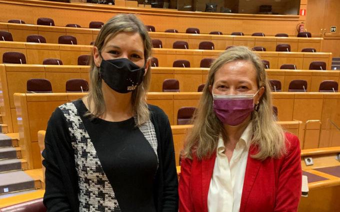 Teruel Existe aboga por atajar la violencia de género adaptando los medios al mundo rural